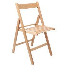 Tatti Összecsukható Bükkfa szék Natur
