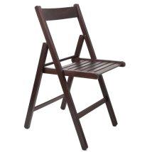 Tatti Összecsukható  Bükkfa szék Wenge
