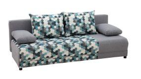 Laura kanapé AC6M27 szövettel ágyazható ágyneműtartós