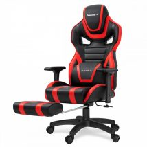 X-Game Force 7.5 Red Gamer Fotel Black/Red