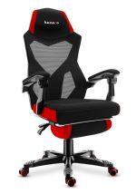X-Game Combat 3.0 Black/Red ergonomikus Gamer Fotel