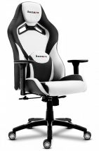X-Game Force 7.3 white Gamer fotel White /  black