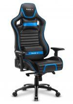 X-Game Force 8.2 Blue Gamer fotel Blue / black
