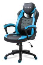 X-Game Force 2.5 Blue Gamer Fotel black/blue - csomagolássérült