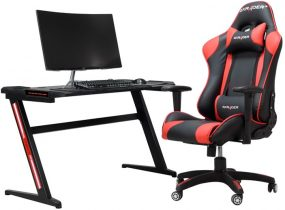 X-GAME Carbon Gamer asztal Z2 NEW