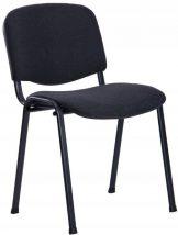 Irodai szék, fekete, ISO NEW