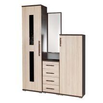 Inez Plus előszoba bútor szett kőris