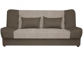 AINOS ágyazható kanapé, ágyneműtartóval.