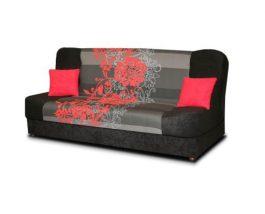 Jas kanapé piros
