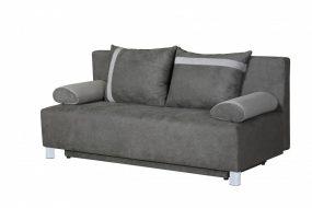 Marebello 03 ágyfunkciós rugós ágyneműtartós kanapé, Szürke