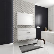 FLY 1 Fürdőszoba szett Rovere Bianco HG