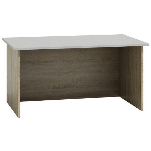 Zamora Számítógép asztal - sonoma / fehér