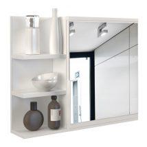 Adino fürdőszobai tükrös szekrény