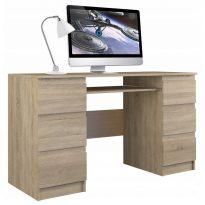 Berga Számítógép asztal - sonoma