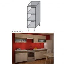 Polcos szekrény, light+dark rigoleto JURA NEW IA DO-20