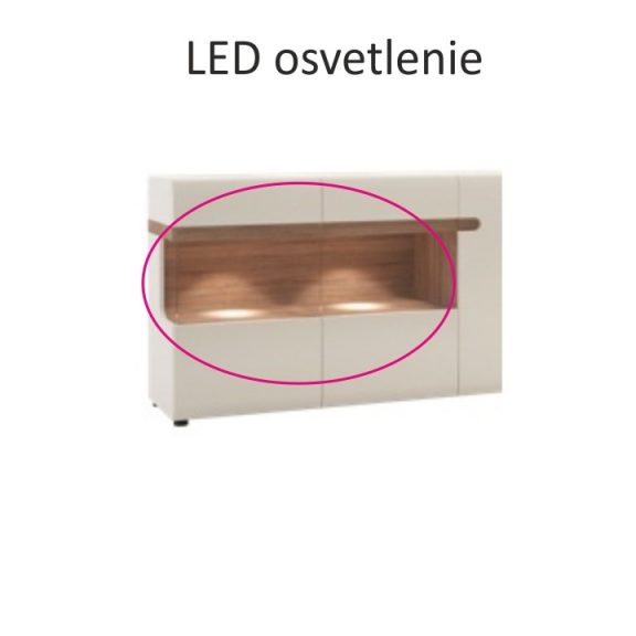 2-pontos LED világítás, LYNATET TÍPUS 70