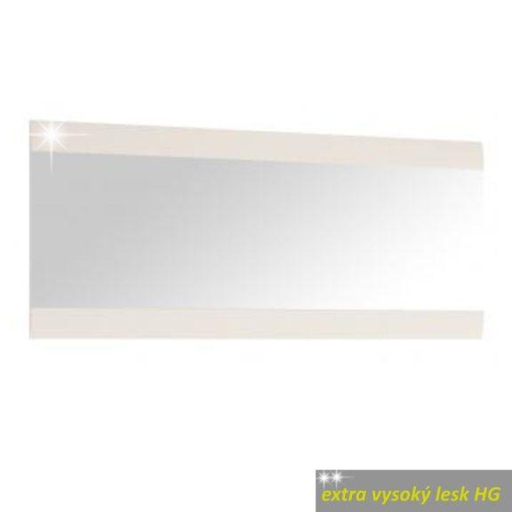Nagy tükör, fehér extra magas fényű HG, LYNATET TYP 121