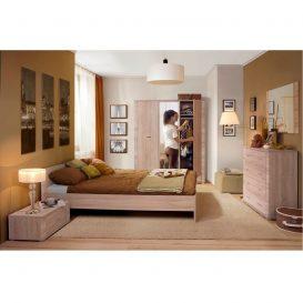 TV asztal/szekrény typ 13, tölgy sonoma, GRAND