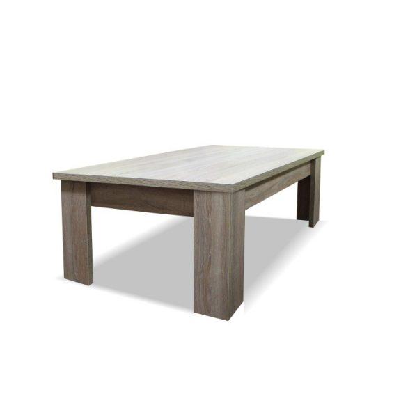 Dohányzóasztal, tölgyfa  sonoma,  PANAMA  14 TYP