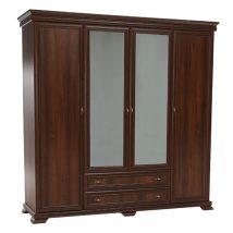 4-ajtós szekrény, samoa king, KORA