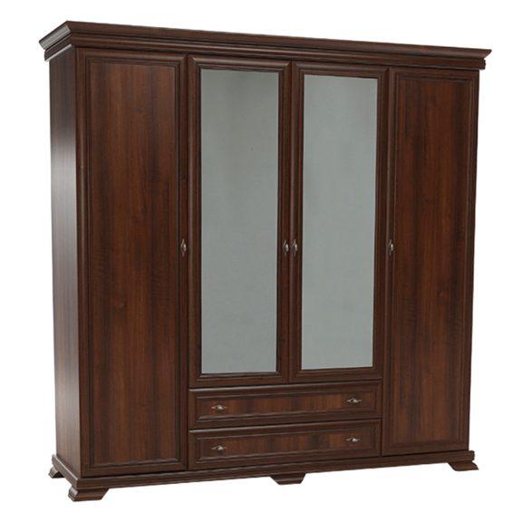 Négyajtós szekrény, samoa king, KORA KS3