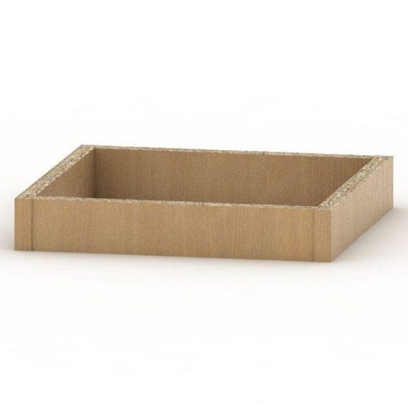 Alsó léc szekrényhez, bükk, TEMPO ASISTENT NEW 033