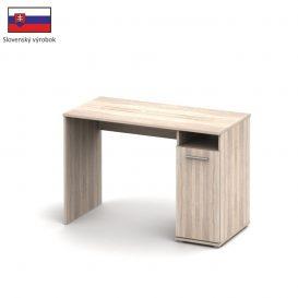 PC asztal, tölgy sonoma,  NOKO-SINGA 21