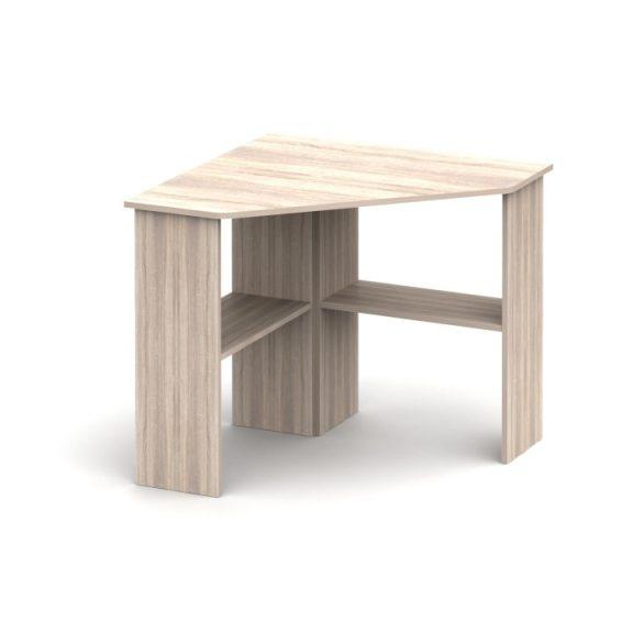 PC asztal, sarok, tölgy sonoma, RONY NEW