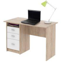 Számítógépasztal,sonoma tölgyfa szín, Samson New