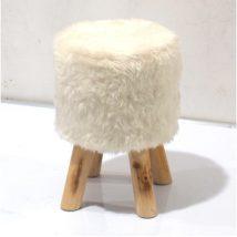 Ülőke, fehér/fenyő, ALPIA