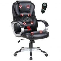 TYLER Irodai szék FEKETE