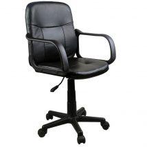 AYLA irodai szék, FEKETE