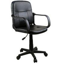 AYLA Irodai szék FEKETE
