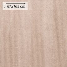Szőnyeg, capuccino, 67x105 cm, KALAMBEL