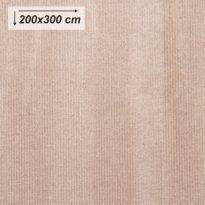Szőnyeg, cappucino, 200x300, KALAMBEL