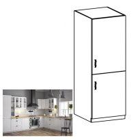 PROVANCE D60ZL Konyhaszekrény beépített hűtőhöz jobbos ÉSZAKI FENYŐ
