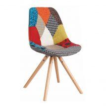 Modern székek patchwork stílusba, KIMA NEW 1 TÍPUS