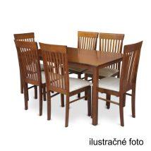 ASTRO Étkezőasztal 110 DIÓ