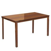 Étkezőasztal 135, dió, ASTRO NEW
