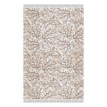 Szőnyeg, bézs/minta ág, 80x150, ARILA