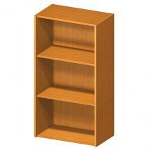 Polcos szekrény, cseresznye, TEMPO ASISTENT NEW 035