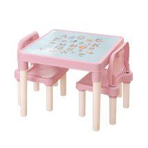 Gyerek szett 1+2, rózsaszín/korall, BALTO