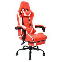 Gamer fotel OZGE NEW piros