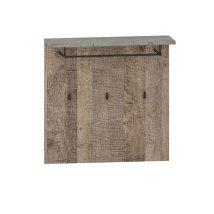 Fogas panel, homok tölgy/szürke, BARIA 80