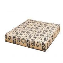 Egyoldalú rúgós matrac, 140x200, FUTON ARONA