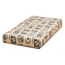Egyoldalú rúgós matrac, 120x200, FUTON ARONA