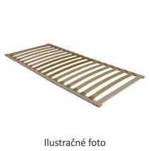 FLEX 3-zónás ágyrács, 180x200 cm