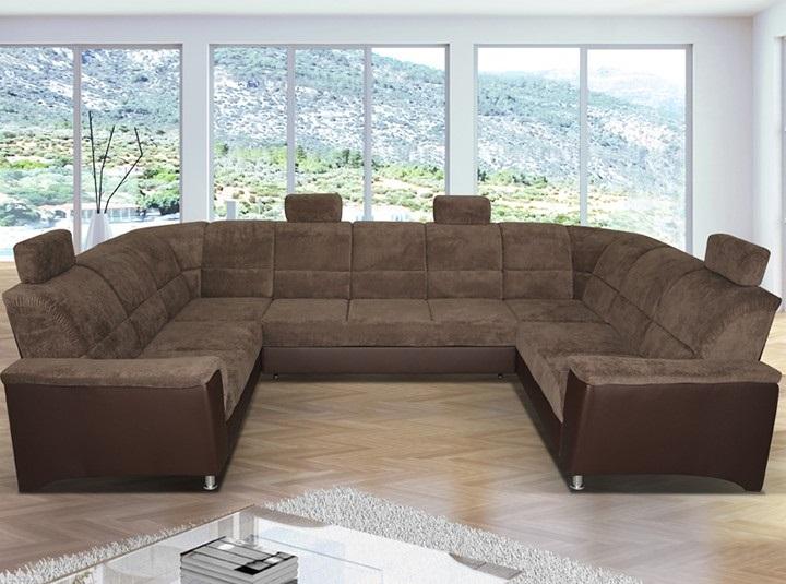 U alakú kanapé és ülőgarnitúra - Bútorpiac